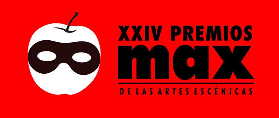 Candidatos en los XXIV Premios MAX